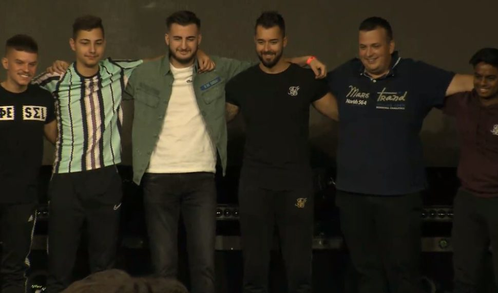 KINGZZZ win the Swiss Gaming Challenge 2019