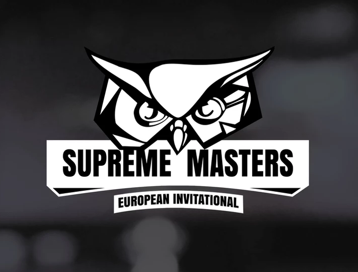 We are at the Supreme Masters