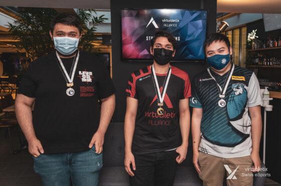 ChiggenMcNugget is Tekken Swiss Champion 2021